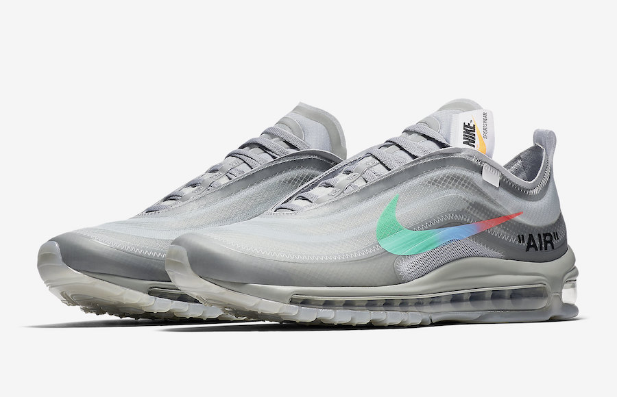 Off-White x Nike Air Max 97 Release Date