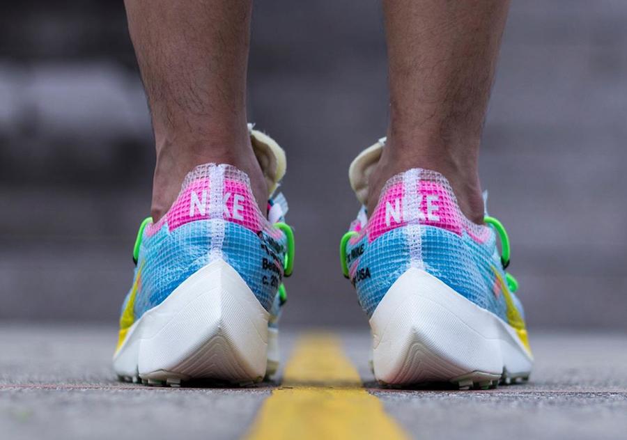 Off-White x Nike Vapor Street