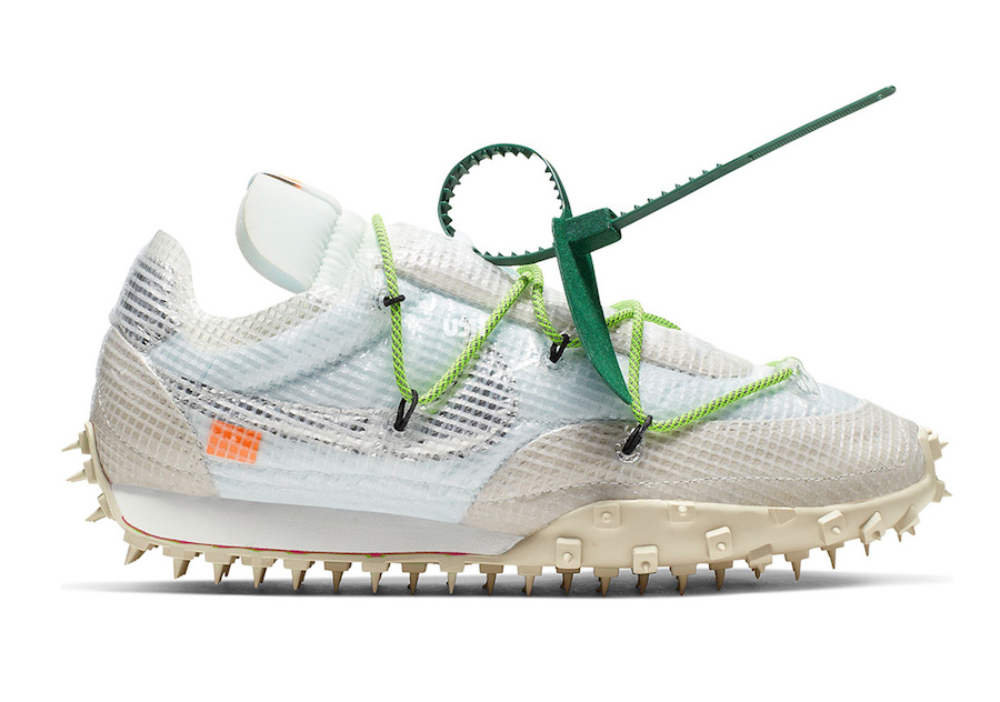 Off-White x Nike Waffle Racer