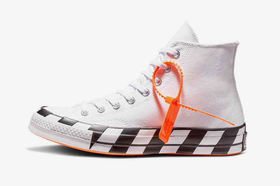 Off-White x Converse Chuck 70 Release Date