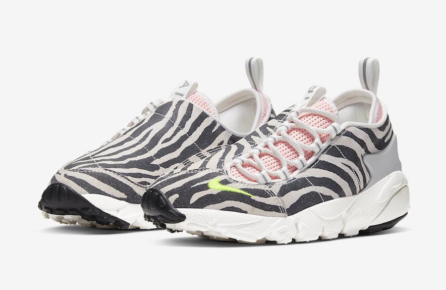 Olivia Kim x Nike Air Footscape