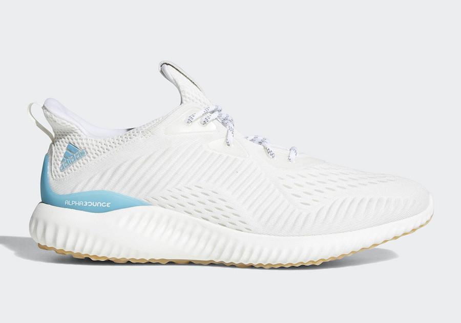 Parley For The Oceans x adidas AplhaBounce
