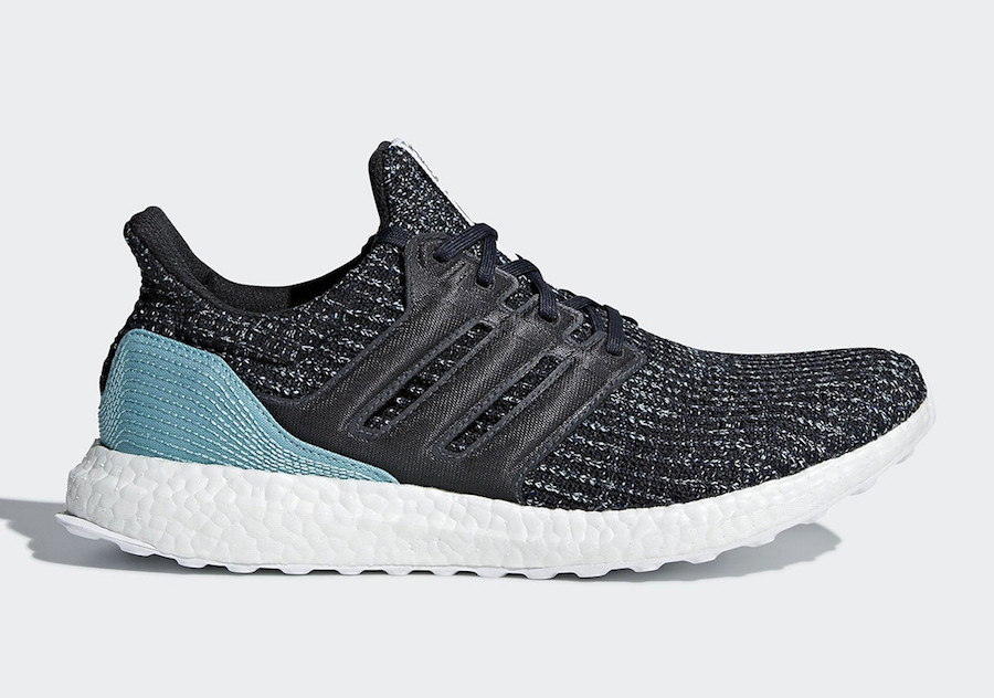 Parley For The Oceans x adidas Ultra Boost Release Date