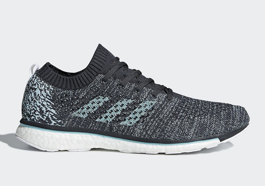Parley For The Oceans x adidas adiZero Prime Boost Release Date