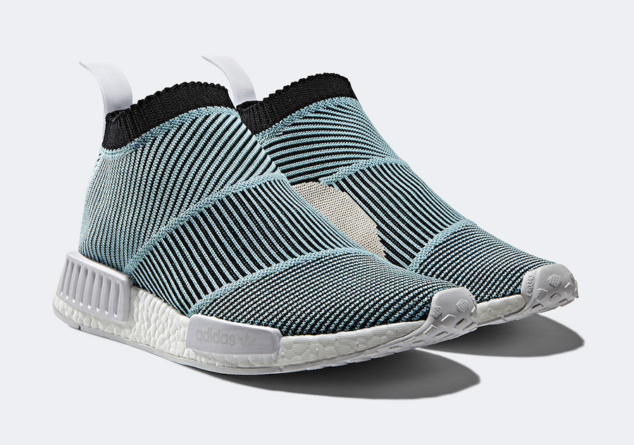 Parley For The Oceans x adidas NMD CS1