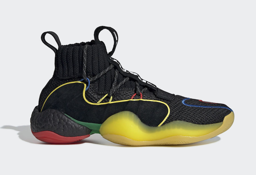 Pharrell x adidas Crazy BYW LVL X Release Date