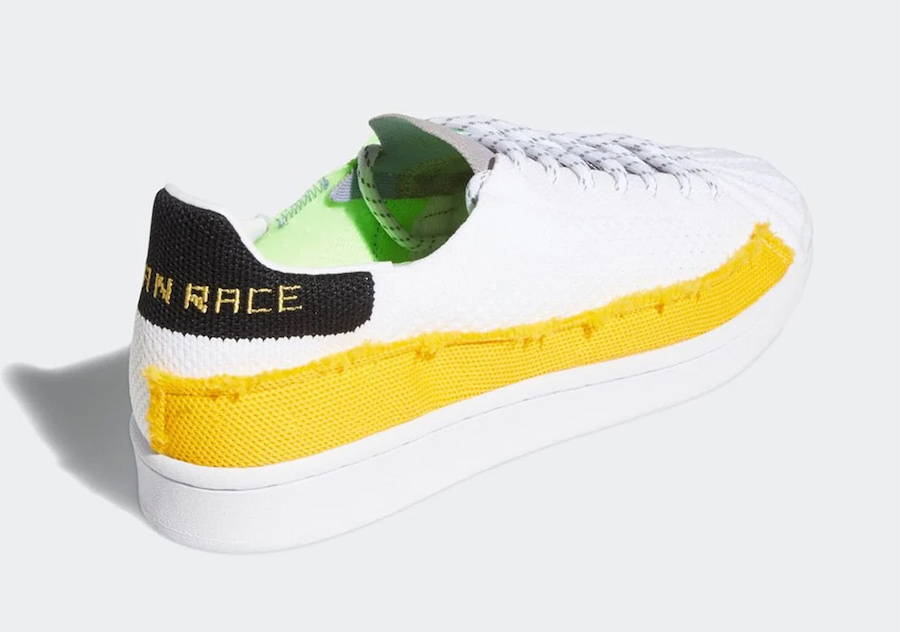Pharrell Williams x adidas Superstar