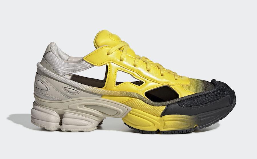 Raf Simons x adidas Ozweego Replicant
