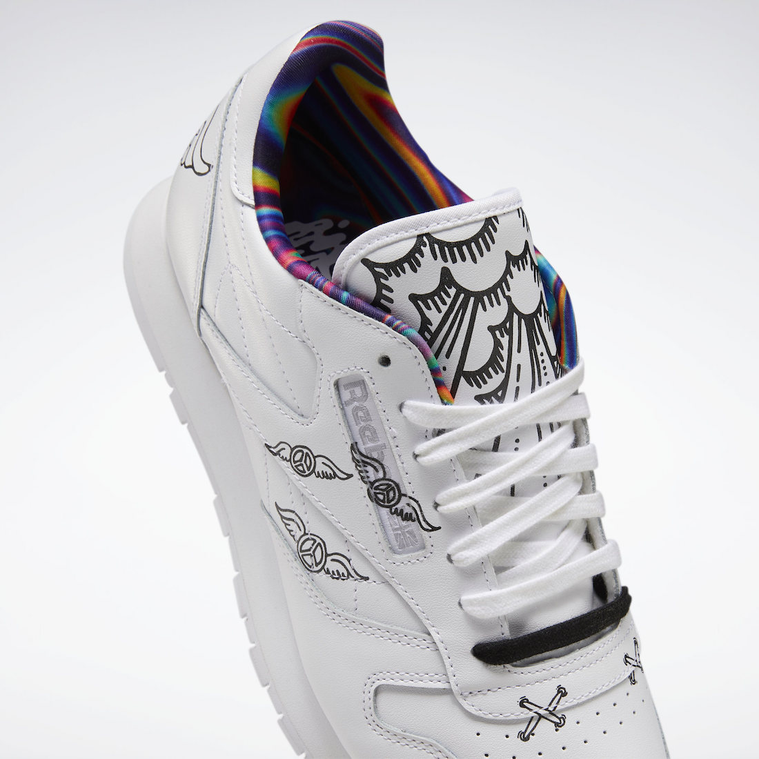 "Reebok Classic Leather ""Peace Train"""