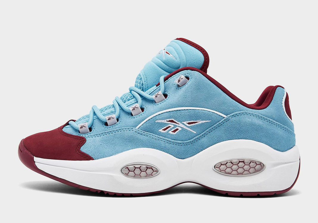 """Reebok Question Low """"Phillies"""""""