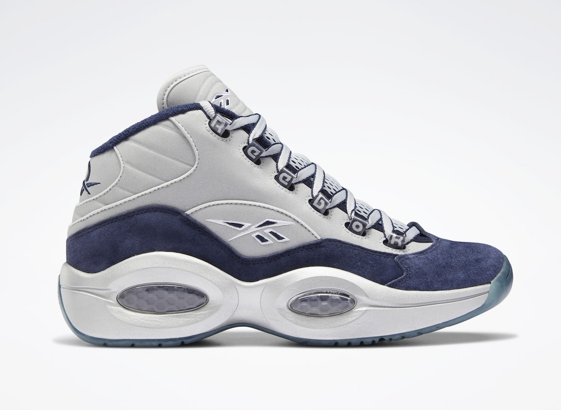 "Reebok Question Mid ""Dallas Cowboys"""