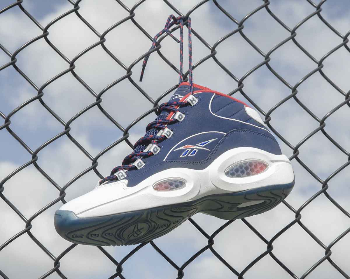 """Reebok Question Mid """"Iverson Four"""""""