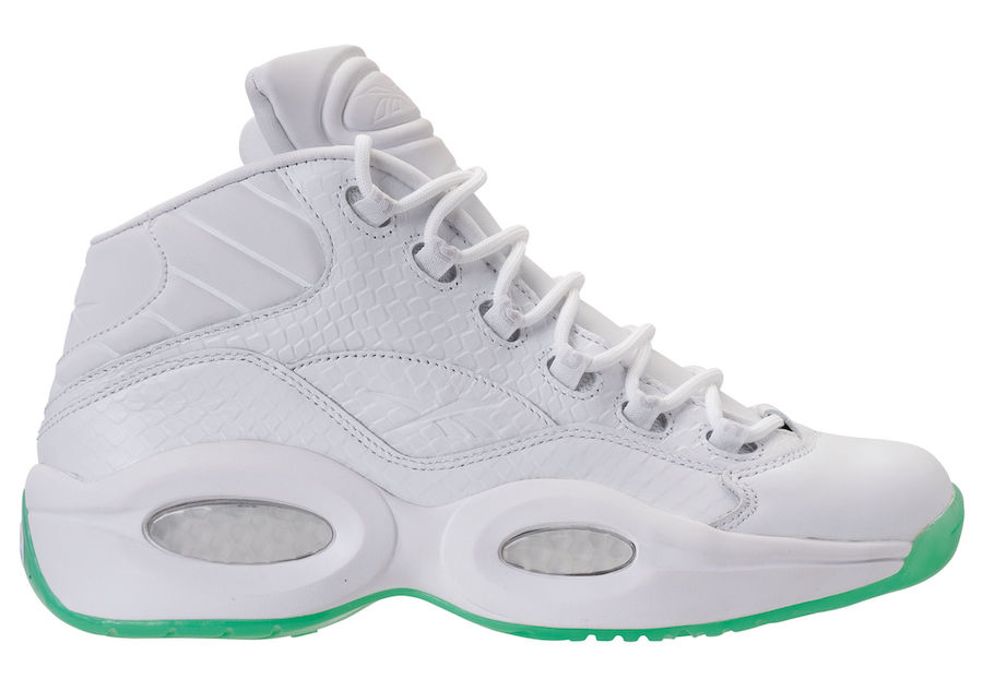 "Reebok Question ""Mint Glow"""