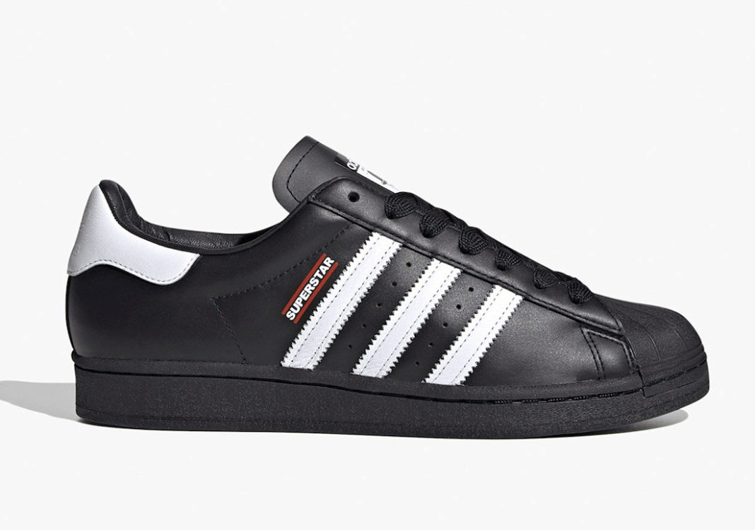 "Run DMC x adidas Superstar ""Jam Master Jay"""