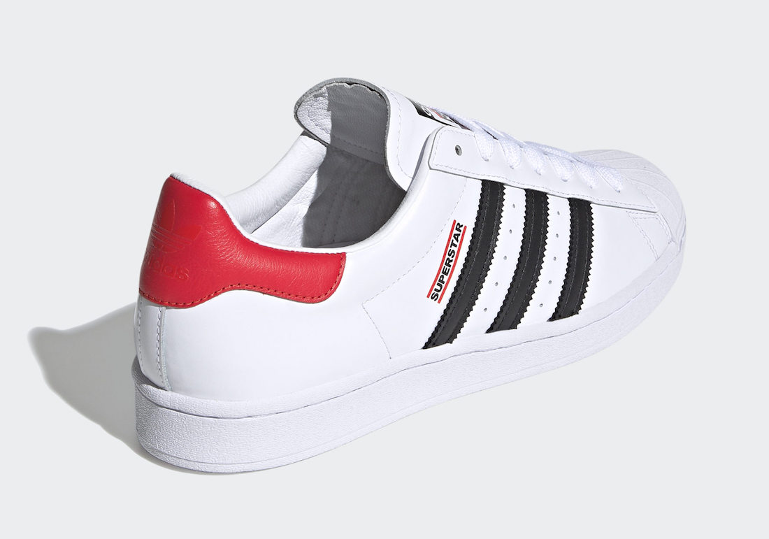 Run DMC x adidas Superstar