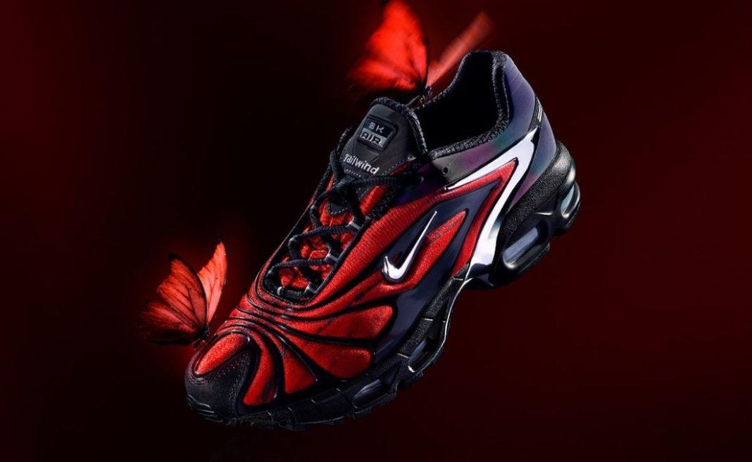 Skepta x Nike Air Max Tailwind V<