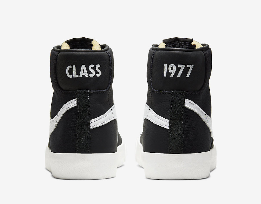 """Slam Jam x Nike Blazer Mid """"Class 1977"""