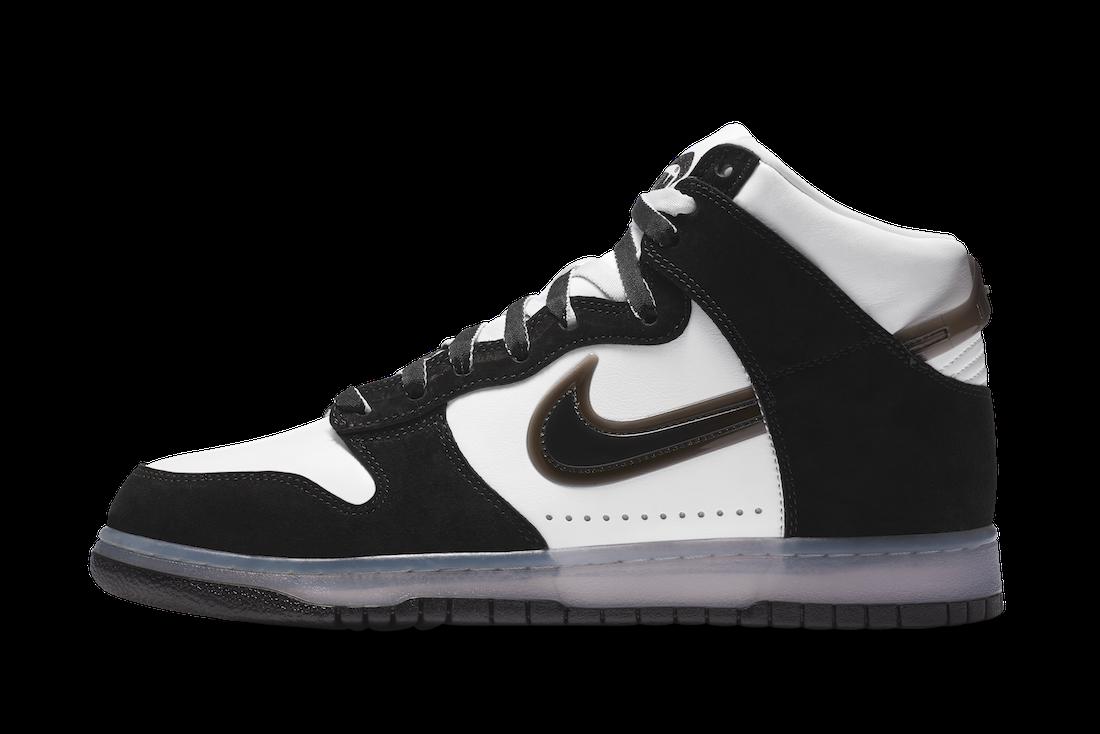 Slam Jam x Nike Dunk High