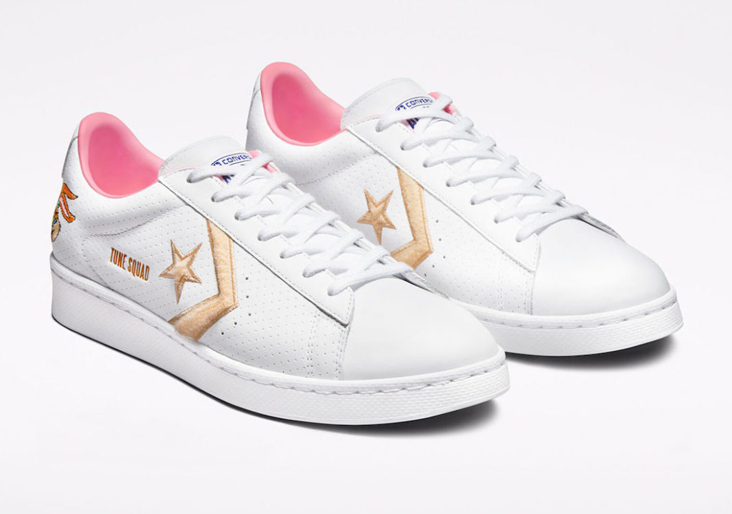 """Space Jam x Converse Pro Leather Low """"Lola"""""""