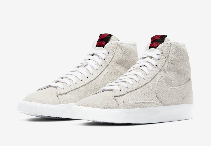"Stranger Things x Nike Blazer ""Upside Down"""