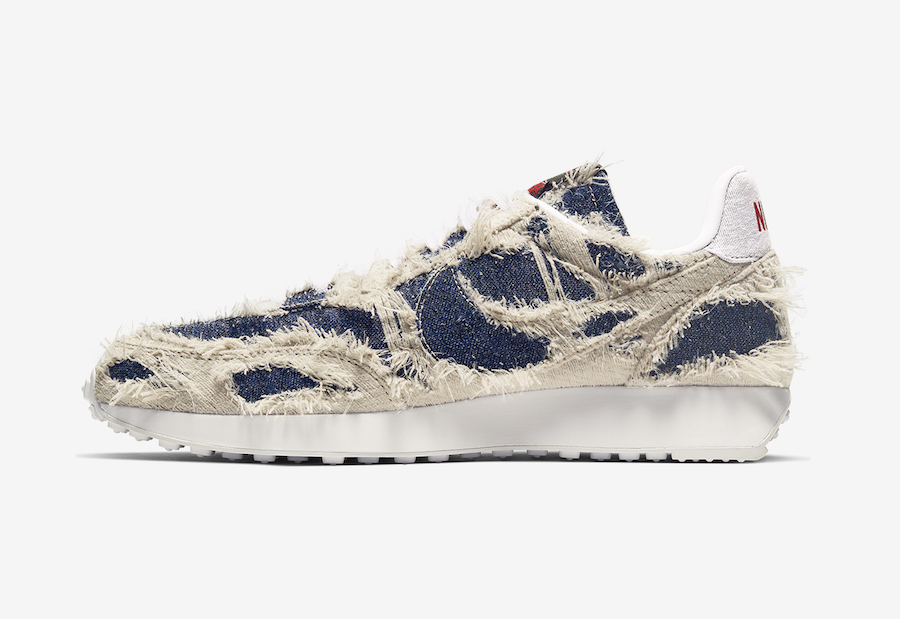 "Stranger Things x Nike Tailwind ""Upside Down"""