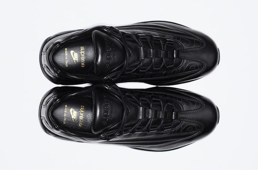 Supreme x Nike Air Max 95 Lux