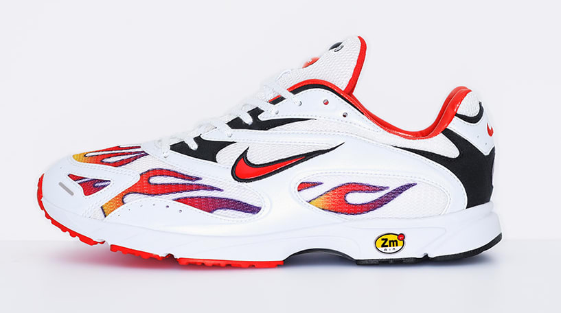 Supreme x Nike Zoom Streak Spectrum Plus