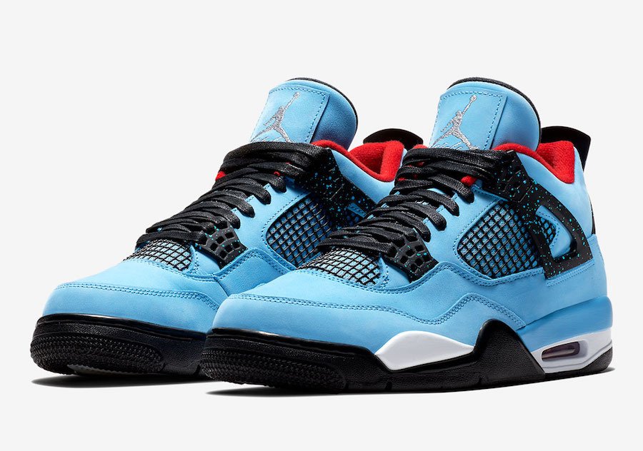 Travis Scott x Air Jordan 4 Release Date