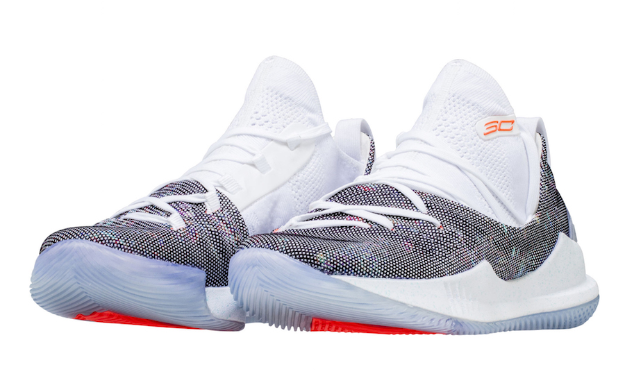 """UA Curry 5 """"Welcome Home"""" Release Date"""