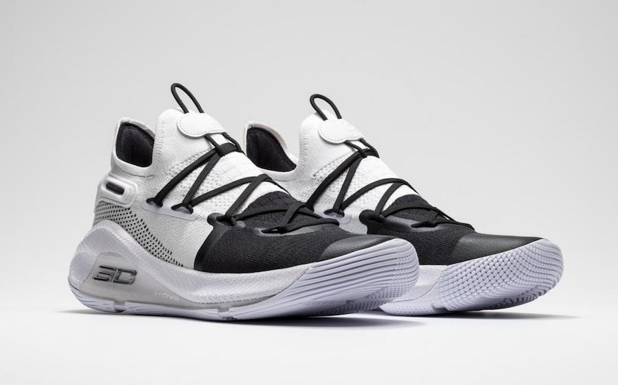"UA Curry 6 ""Working on Excellence"""