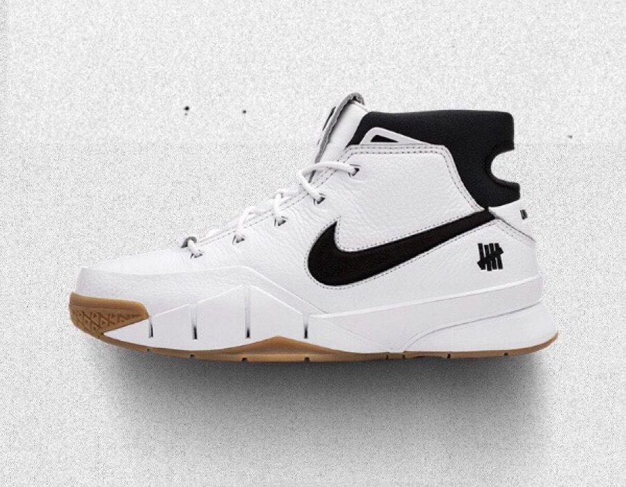 Undefeated x Nike Kobe Protro