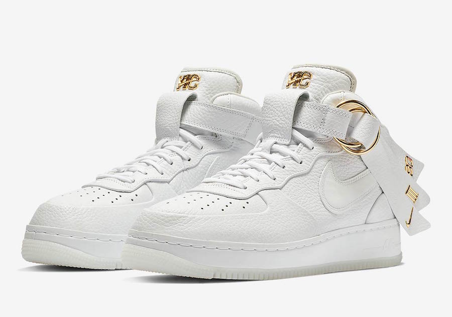 the best attitude 49bc0 438f1 ... jordan  Nike Air Force 1 Mid Victor Cruz ...