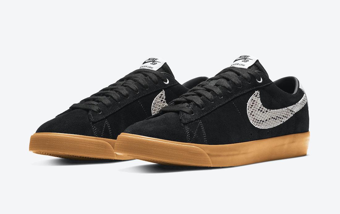 Wacko Maria x Nike SB Blazer Low