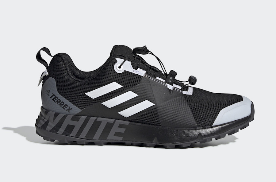 White Mountaineering x adidas Terrex TWO GTX