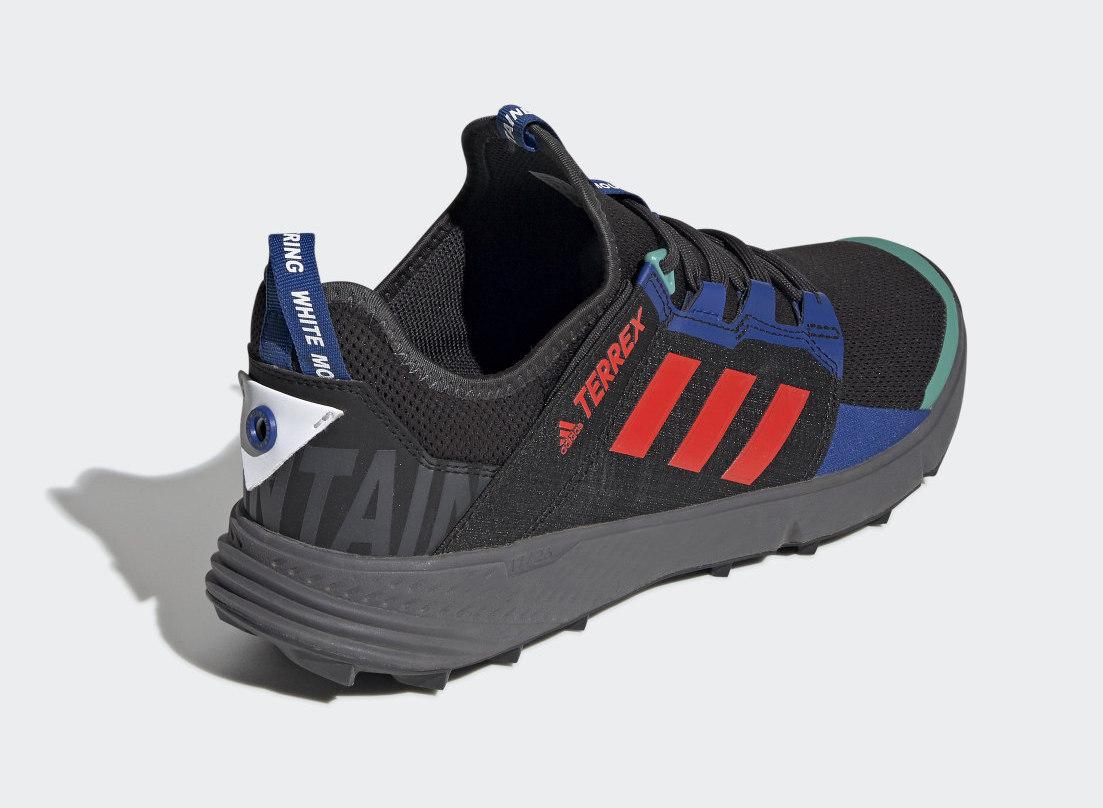 White Mountaineering x adidas Terrex Agravic Speed