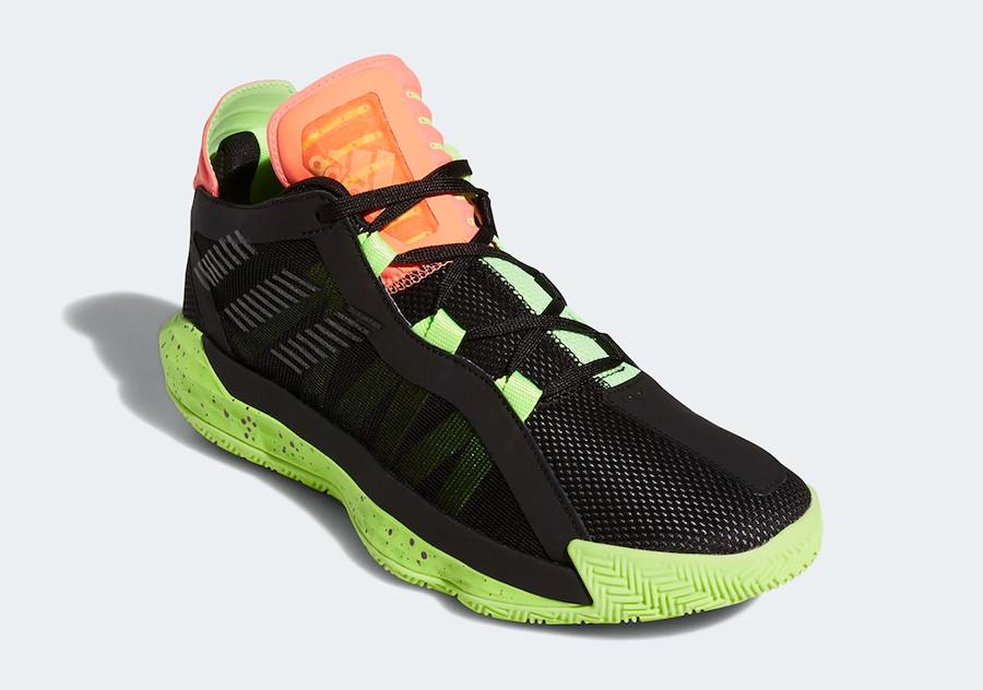 "adidas Dame 6 ""Signal Green"""