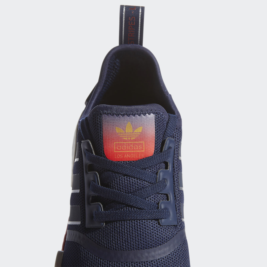 "adidas NMD R1 ""Los Angeles"""