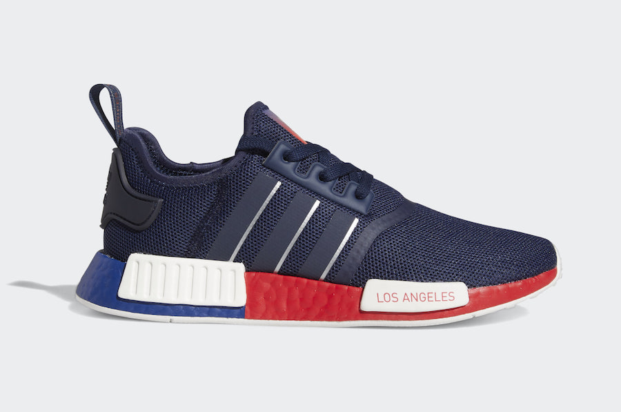 "adidas NMD R1 ""Los Angeles"""