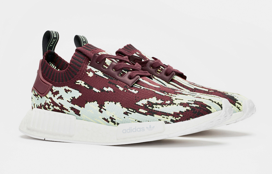 "adidas NMD R1 PK ""Datamosh 2.0"" Release Date"