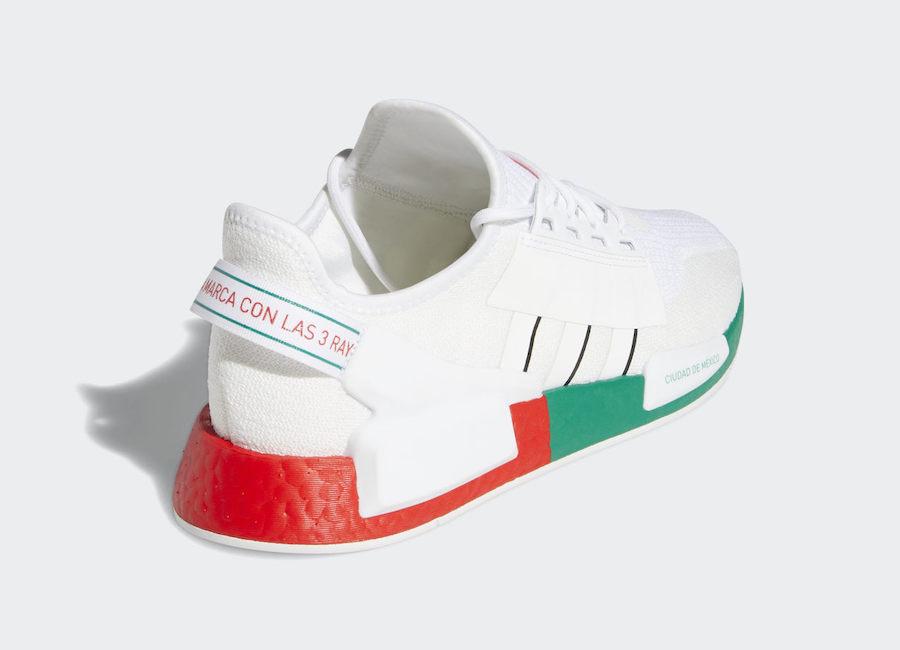 """adidas NMD R1 V2 """"Mexico City"""""""