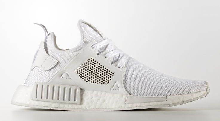 "adidas NMD XR1 ""Triple White"""