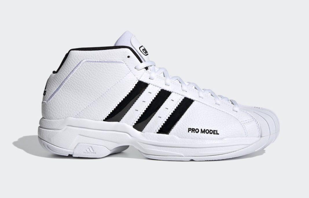 adidas Pro Model 2G