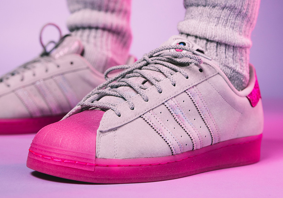 "Fat Tiger Workshop x adidas Superstar ""Chicago Plays Harder"""