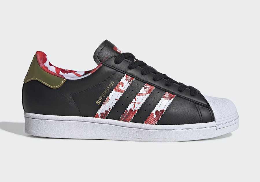 "adidas Superstar ""Chinese New Year"""