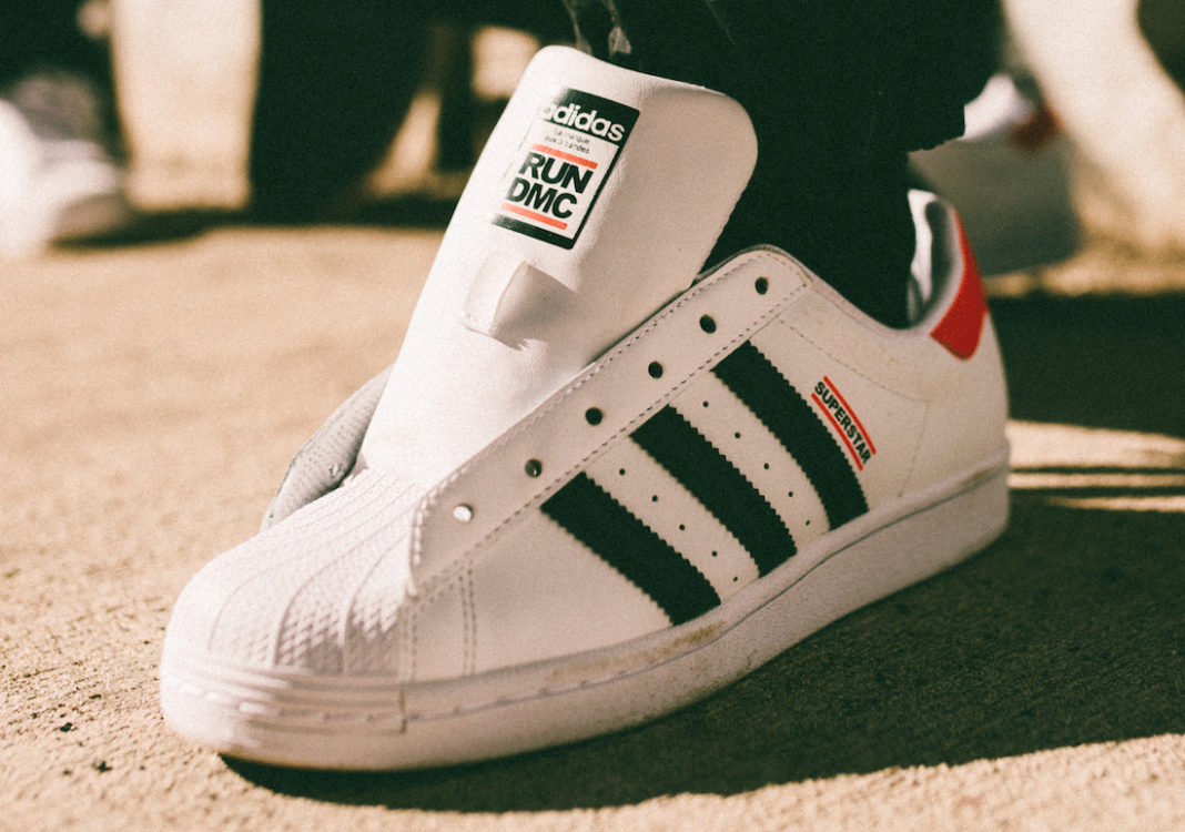 Run DMC x adidas Superstar