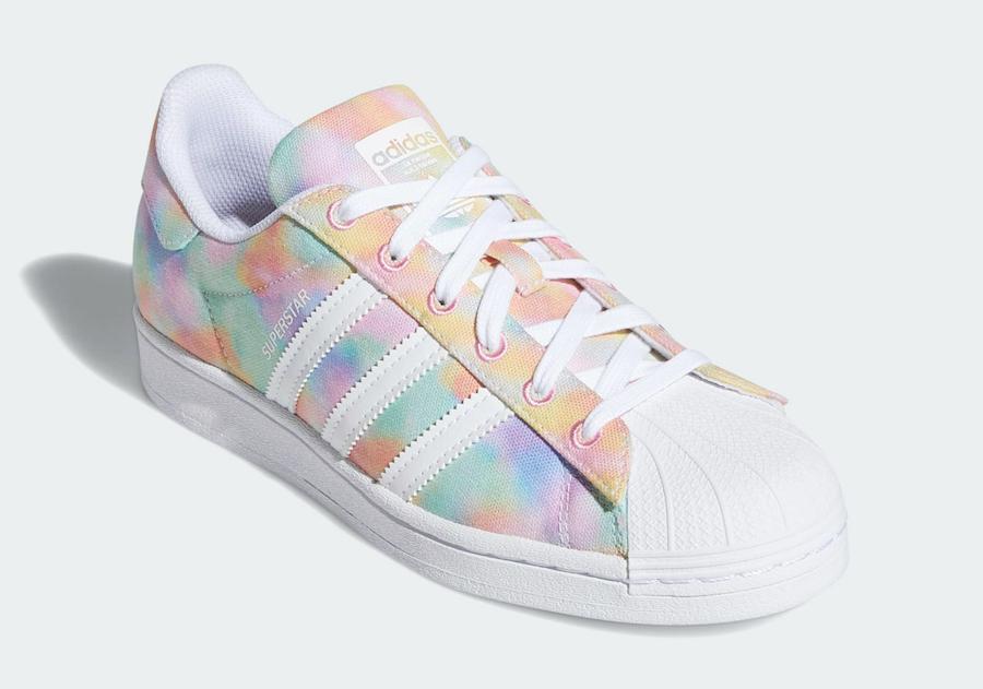 """adidas Superstar WMNS """"Tie-Dye"""""""