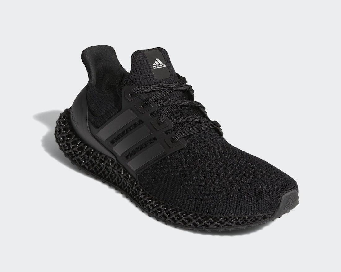 "adidas Ultra 4D ""Triple Black"""