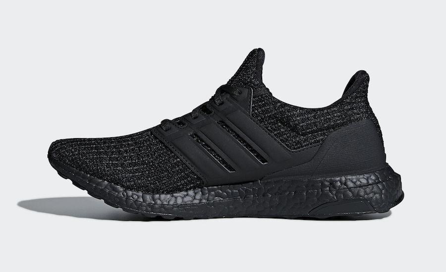 "adidas Ultra Boost 4.0 ""Triple Black"""