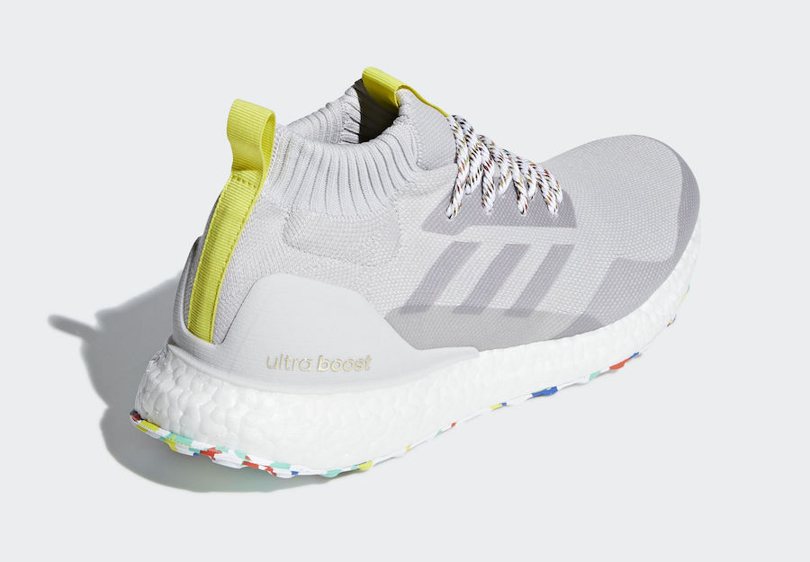 adidas Ultra Boost Mid