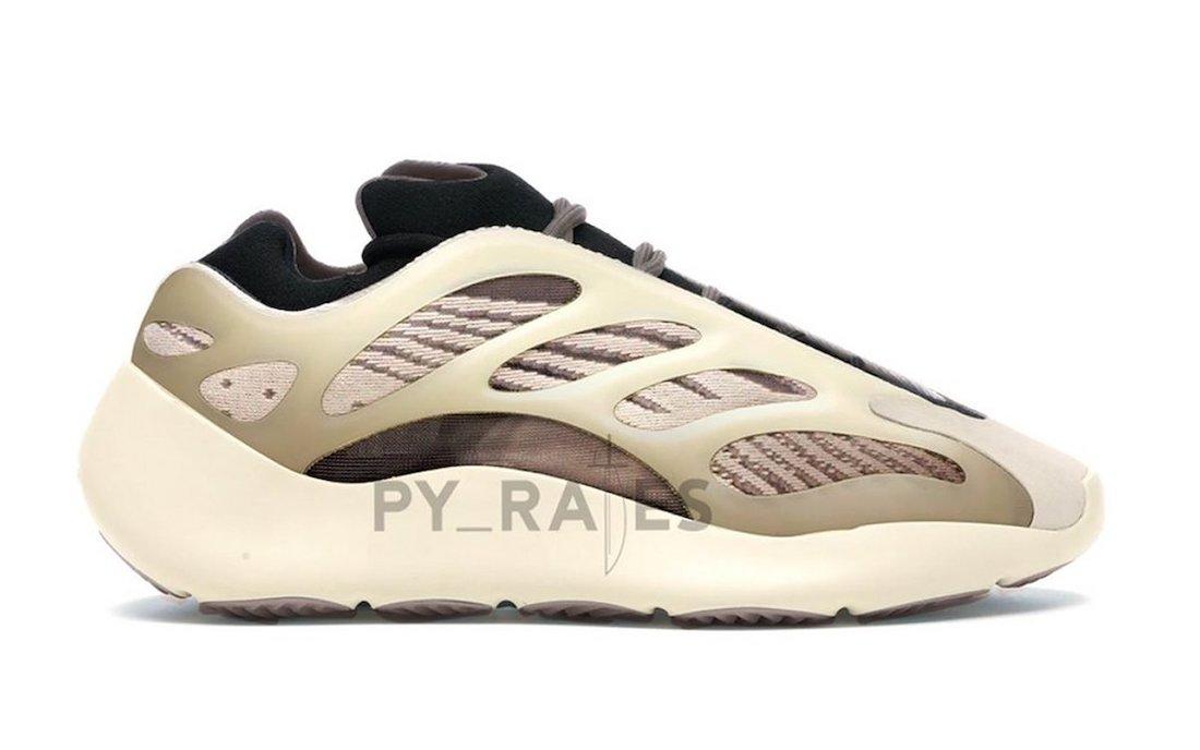 clay yeezy 700